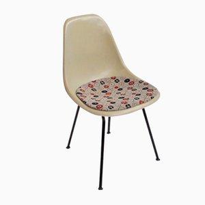 Chaise d'Appoint Vintage DSX en Fibres de Verre par Charles et Ray Eames pour Herman Miller