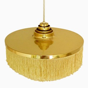 Vintage Model T603 Silk Fringe Pendant Light from Hans Agne Jakobsson