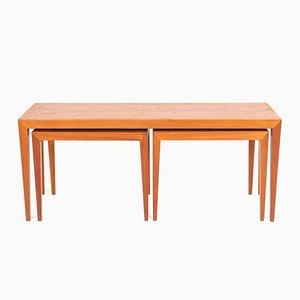 Tables Gigognes Vintage par Severin Hansen