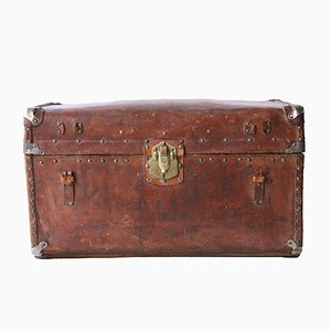 Antique Haitian Trunk, 1900s