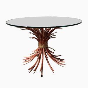 Table d'Appoint Vintage Gerbe de Blé
