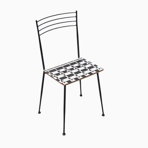 Vintage Ollo Stuhl von Alessandro Mendini für Alchimia