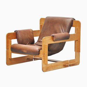 Mid-Century Plywood Lounge Chair by Arne Jacobsen for Fritz Hansen