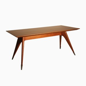 Minimalist Italian Dining Table, 1950s