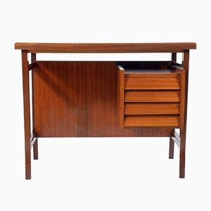 Kleiner Italienischer Schreibtisch von Gio Ponti für Schirolli, 1950er