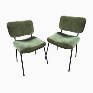 Stühle von André Simard für Airborne, 1955, 2er Set