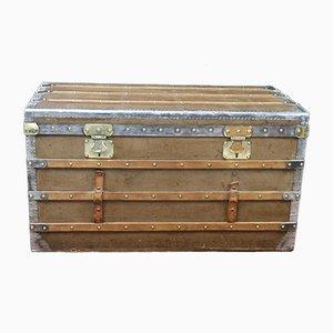 Baúl de viaje de Constant Vuitton, década de 1880