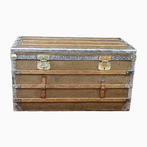 Steamer Trunk from Constant Vuiton, 1880s