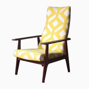 Teak Lounge Chair from TopForm, 1970s