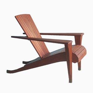 Chaise de Méditation par Klaus Wettergren pour Teak Farm, 1980s