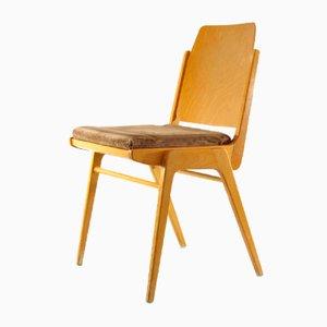 Vintage Schichtholz Stuhl von Franz Schuster für Wiesner-Hager