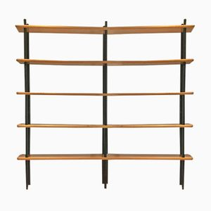 Vintage Shelving Unit by Willem Lutjens for Gouda den Boer