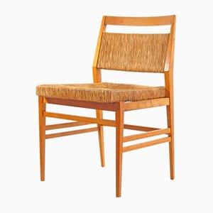 Vintage Eiche Stuhl, 1960er