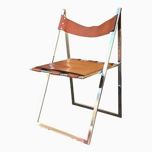 Italienischer Vintage Elios Stuhl von Colle D'Elsa