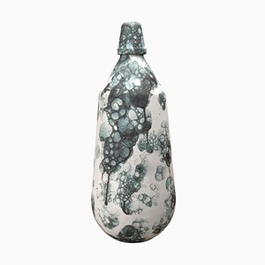 Bubblegraphy P1 Vase by Adrianus Kundert & Thomas van der Sman for Oddness