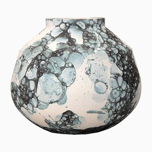 Vase Bubblegraphy V2 par Adrianus Kundert & Thomas van der Sman pour Oddness