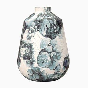 Vase Bubblegraphy V3 par Adrianus Kundert & Thomas van der Sman pour Oddness