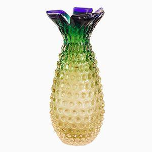 Vase Pineapple Tchèque par Frantisek Koudelka