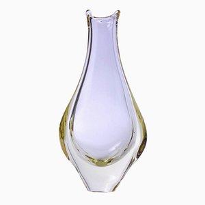 Vintage Fisch Vase von Miloslav Klinger