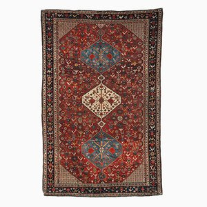 Antique Middle Eastern Handmade Rug, 1870s