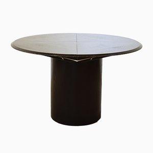 Table de Salle à Manger Ronde Quadrondo par Erwin Nagel pour Rosenthal, 1980s