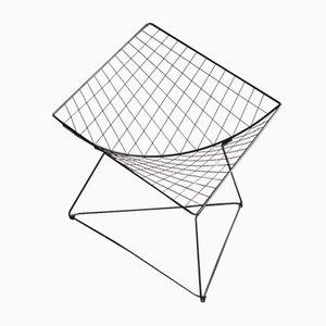Chaise Câbles Oti par Niels Gammelgaard pour Ikea, 1986