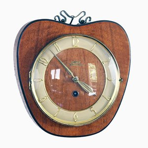 Vintage Clock from Garant Schwebe Anker