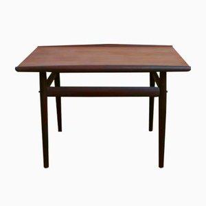 Tavolino da caffè in Jacaranda di Grete Jalk per Glostrup, anni '60