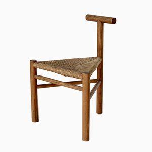 Modernist Tripod Chair by Wim Den Boon, 1950s