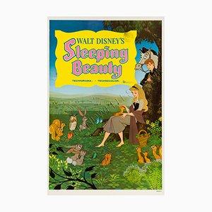 Sleeping Beauty Film Poster, 1959