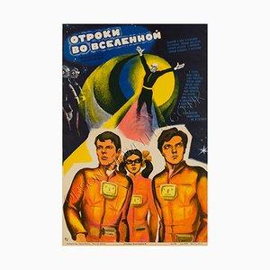 Teens in the Universe Filmplakat von Korf, 1974