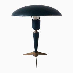 Dreibeinige Schreibtischlampe von Louis Kalff für Philips, 1950er