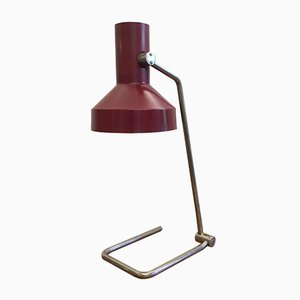 Vintage German Tubular Lamp from Hannoversche Lampenfabrik