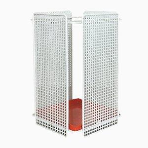 Französischer Perforierter Bauhaus Schirmständer, 1960er