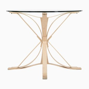 Table Face Off par Frank O. Gehry pour Knoll International, 1993