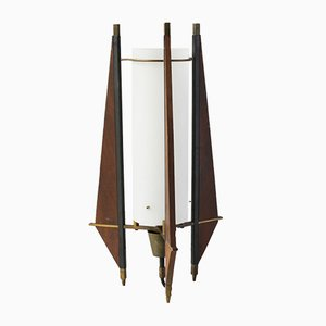 Vintage Italian Angular Table Light