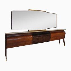 Ornate Sideboard by Osvaldo Borsani, 1950s