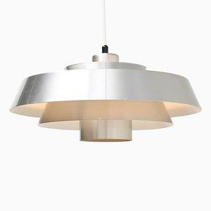 Lampe Nova Vintage en Aluminium par Jo Hammerborg pour Fog & Mørup