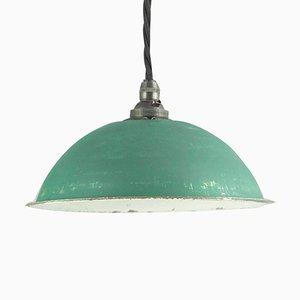 Vintage US Paratrooper Pendant Lamp
