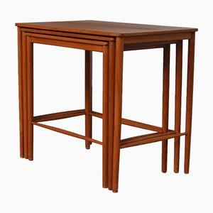 Tables Gigognes par Grete Jalk pour P. Jeppesens Møbelfabrik, 1960s