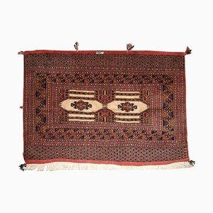 Handgeknüpfter Türkischer Vintage Teppich, 1950er