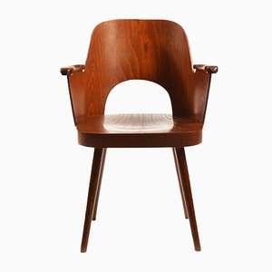 Mid-Century Armchair from TON