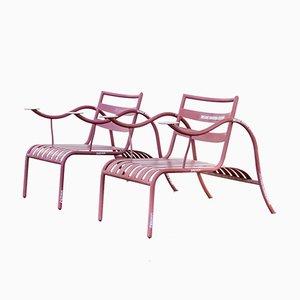 Thinking Man Stühle von Jasper Morrison für Capellini, 1980er, 2er Set