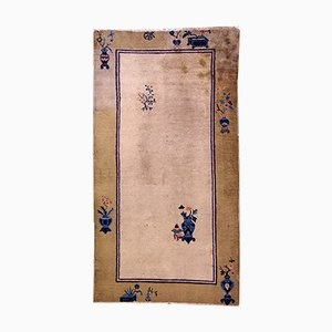 Tapis Peking Fait Main, Chine, 1900s