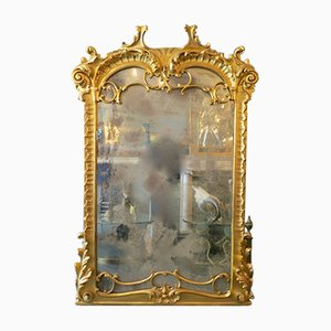 Large Neo-Baroque Mirror