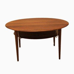 Table Basse 515 Mid-Century par Peter Hvidt & Orla Mølgaard-Nielsen pour France & Son