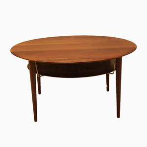 Tavolino da caffè 515 Mid-Century di Peter Hvidt & Orla Mølgaard-Nielsen per France & Son
