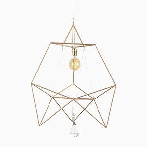 Système d'Éclairage Snow Drop Wood Sticks Modulaire par Nicolas Brevers pour Gobo Lights