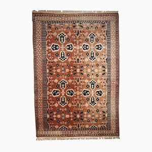Vintage Handmade Turkish Rug, 1970s