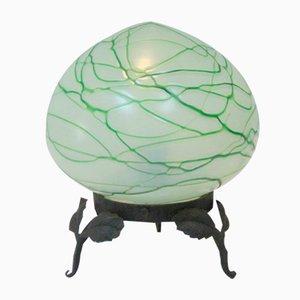 Lámpara de mesa modernista de Pallme König